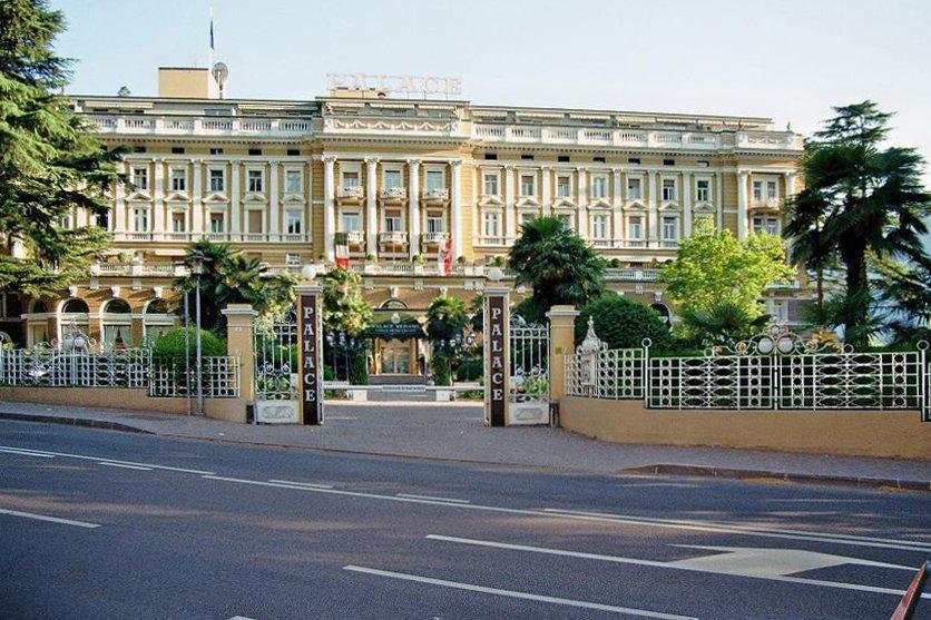 Palace Hotel Meran Geschichte